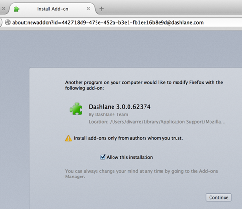 ne peut pas installer silverlight mac firefox version