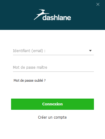 comment utiliser mon compte sur un nouvel appareil ou apr s une r installation dashlane. Black Bedroom Furniture Sets. Home Design Ideas