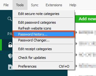 How to use Dashlane to generate or change a password – Dashlane