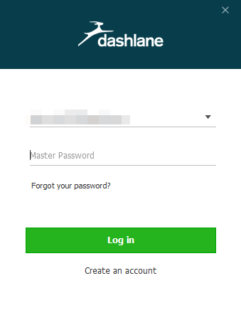 How to quickly sign in to Dashlane directly from your