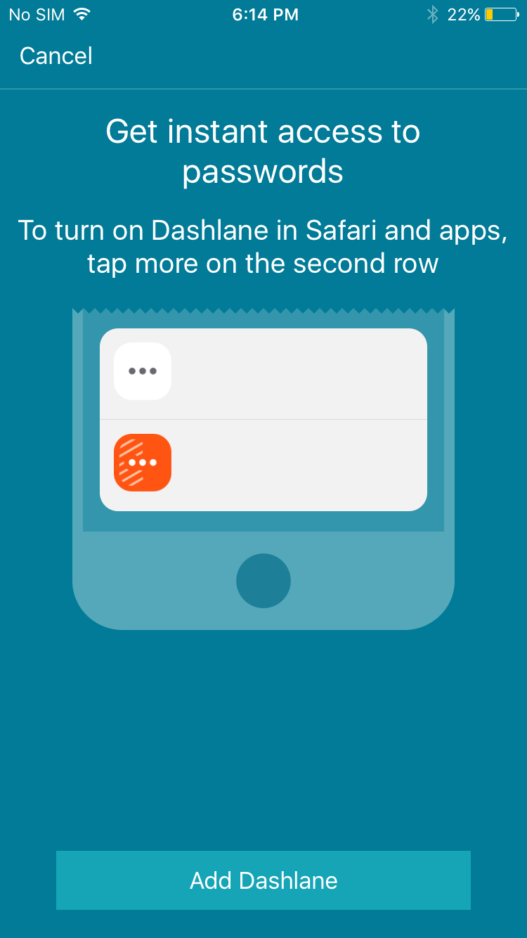 How to add Dashlane to your browsers and apps – Dashlane