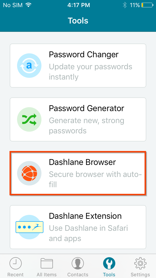 safari password generator