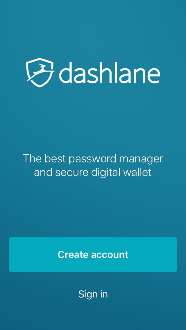 Getting started with Dashlane for iPhone – Dashlane